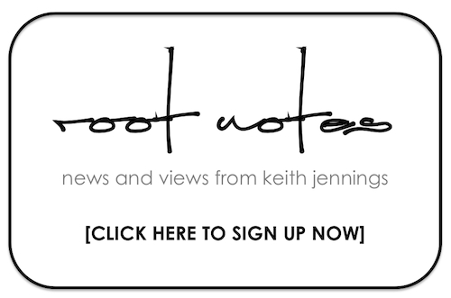 Root notes newsletter link
